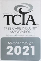 Membership logo for Tree Care Industry Association